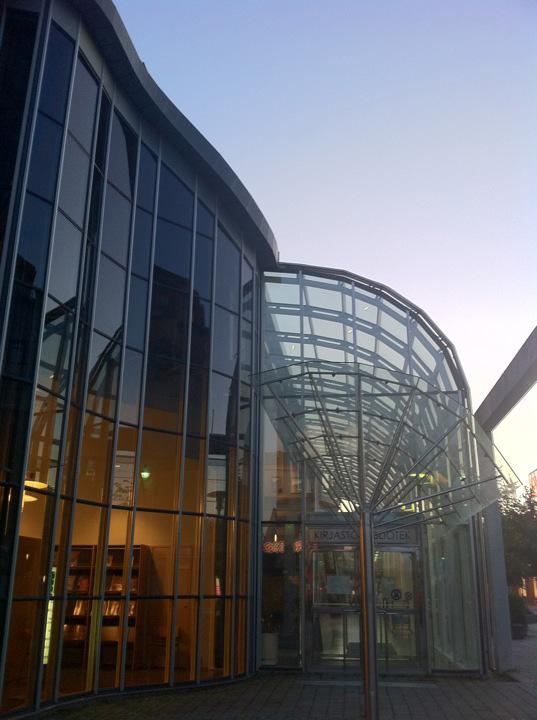 Kokkolan kaupunginkirjasto ja Centrian kirjasto