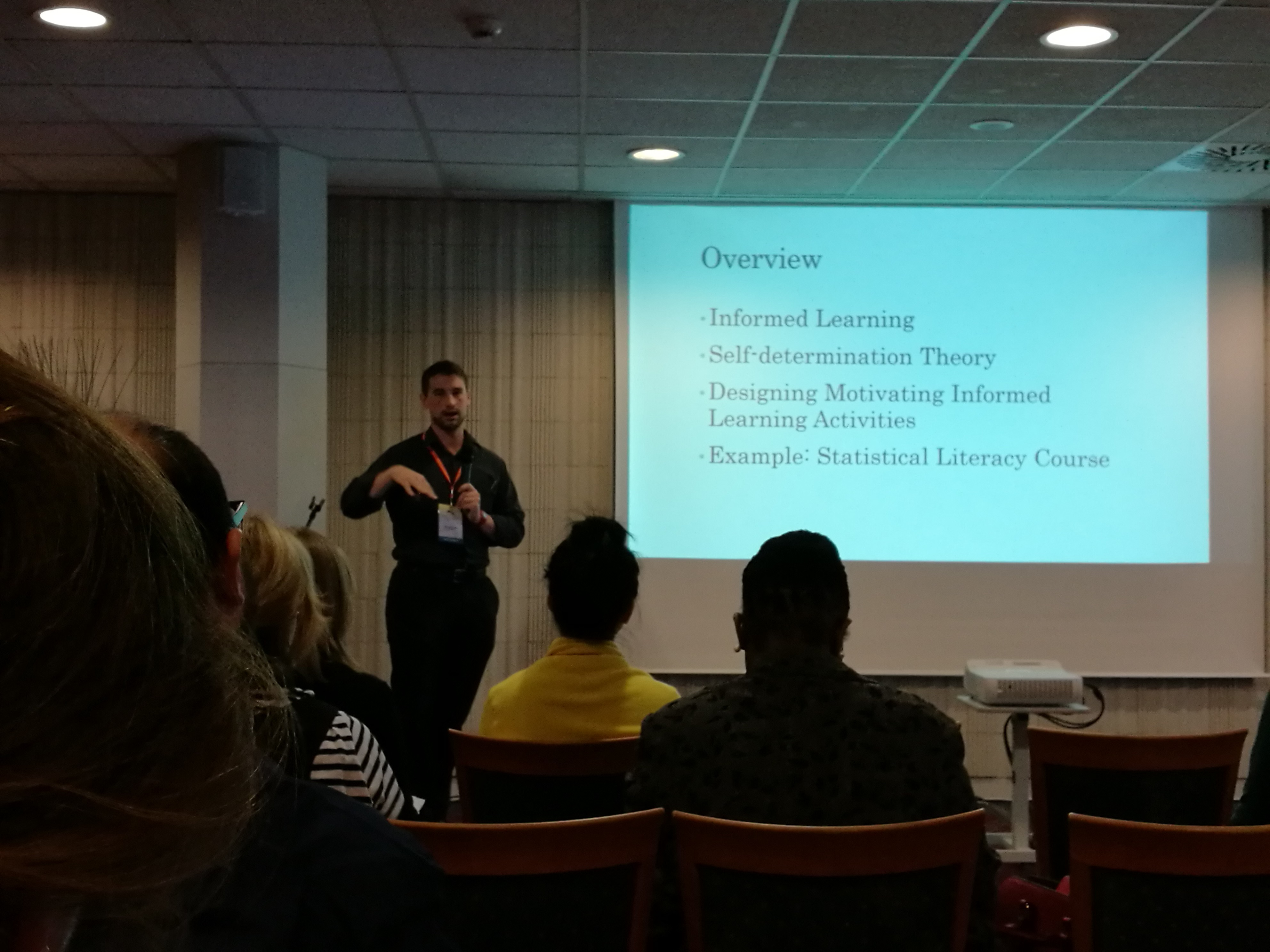 Michael Flierl: Information Literacy Dialogue as a Wittgensteinian Language Game: Embedding IL into Curricula